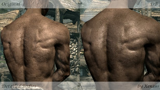Detailed Bodies #2