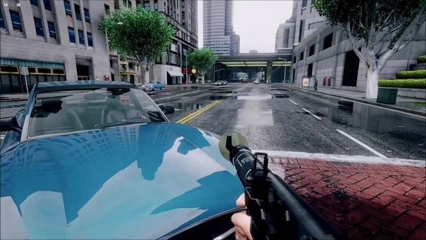 GTA 5 - Video stellt Beta-Version der 4K-Mod »The Pinnacle of V« vor