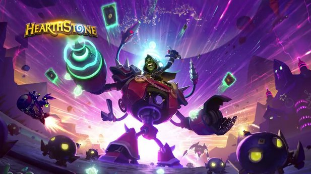 Hearthstone: The Boomsday Project erscheint im August 2018.