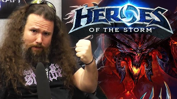 Heroes of the Storm - BlizzCon-Interview: »Dota-Helden sind uns egal«