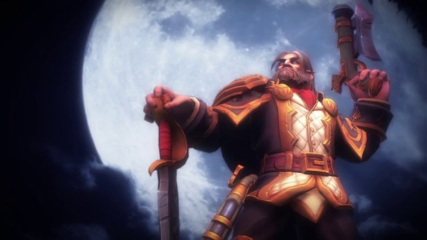 Heroes of the Storm - Trailer stellt Champion Graumähne vor