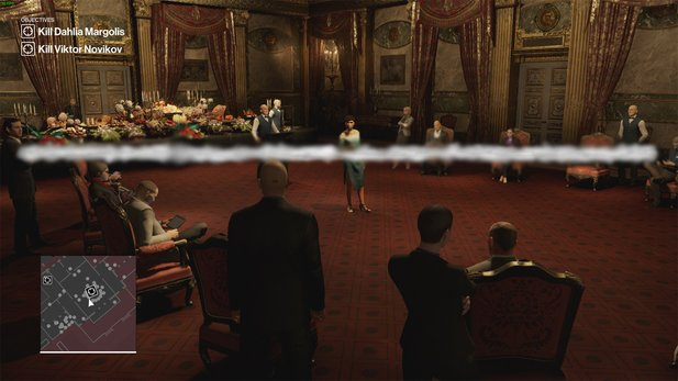 Ein Video zeigt 10 Minuten Gameplay aus der Hitman-Alpha.