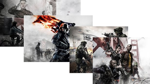 Homefront Wallpaper : Homefront Wallpaper
