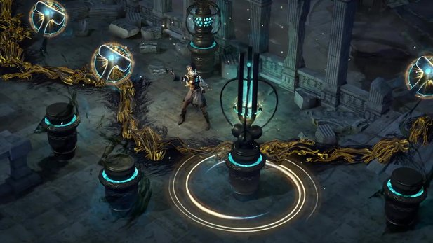 In Path of Exile: Blight bekommt ihr euren Loot mit Tower-Defense