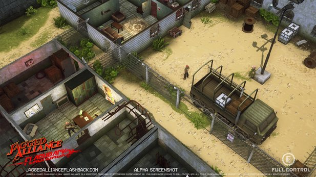 Jagged Alliance: Flashback startet am 3. April für Kickstarter-Unterstützer in die Closed Alpha.