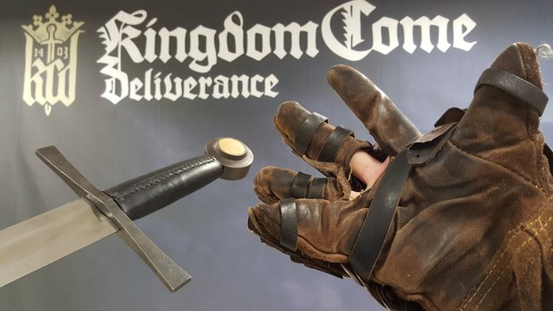 Die Alpha-Version 0.5 von Kingdom Come: Deliverance führt ein Crime-System ein.