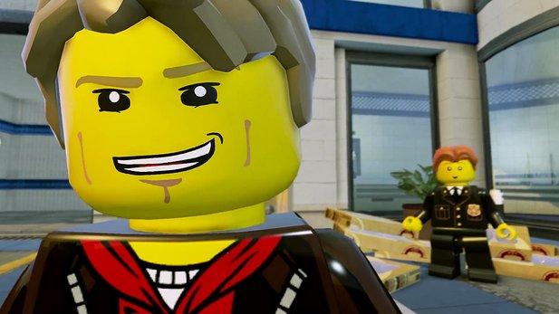 Lego City Undercover Im Test Ein Klotz Spielspaß Gamestar