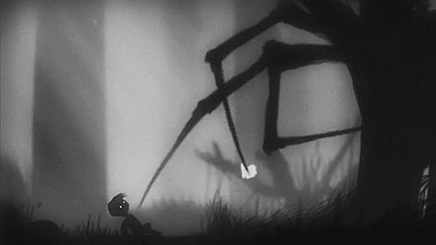 Limbo - Gameplay-Trailer