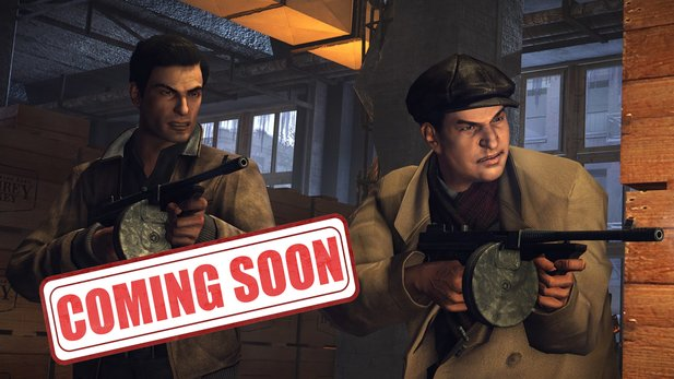 Mafia 2: Definitive Edition comes out earlier than you expect.