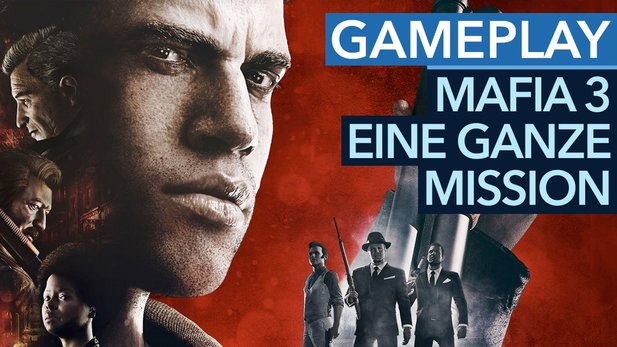 Mafia 3 - Gameplay-Video: Randale im Rotlcht-Mileu