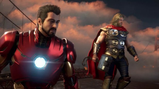 Marvel's Avengers - Trailer zeigt Iron Man, Thor und Co. in Action