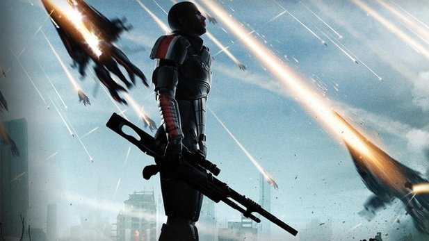 Test-Video von Mass Effect 3