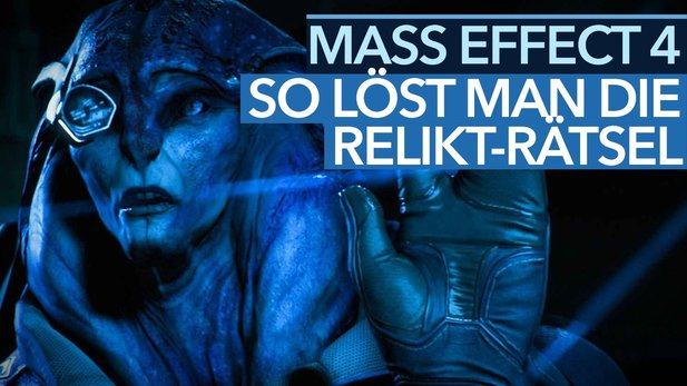 Mass Effect: Andromeda - Video-Guide: So löst man die Reliktentschlüsselungen