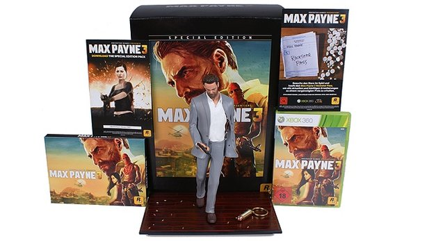 Max Payne 3 - Boxenstopp-Video
