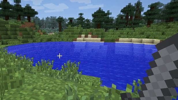 Minecraft - Test-Video zum Adventure-Update