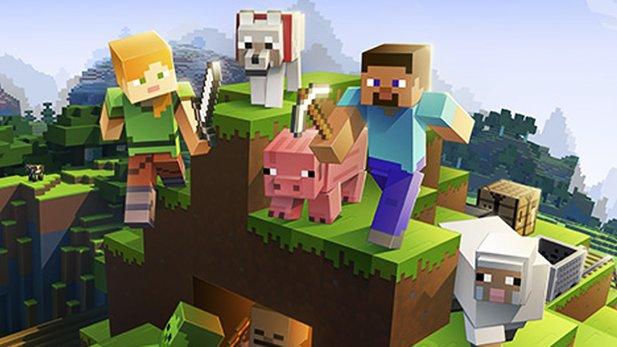 Minecraft Jetzt Mit Crossplay Zwischen Windows Xbox Mobile VR - Minecraft gemeinsam spielen