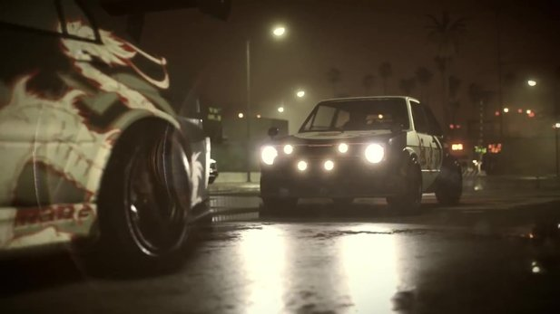 Need for Speed - Trailer zum kostenlosen Legenden-Update
