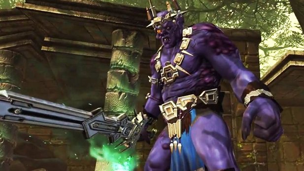 »Fury of the Feywild«-Trailer von Neverwinter