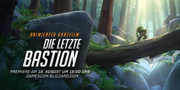 Am 18. August erscheint der animierte Kurzfilm ? »The Last Bastion« zu Overwatch. ?