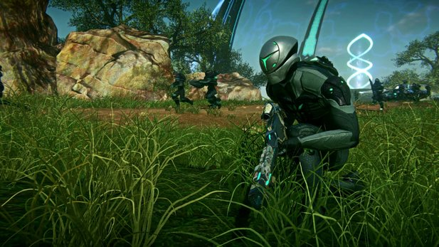 PlanetSide 2: Beta startet in Kürze