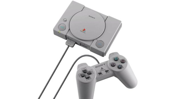 PlayStation Classic kommt!