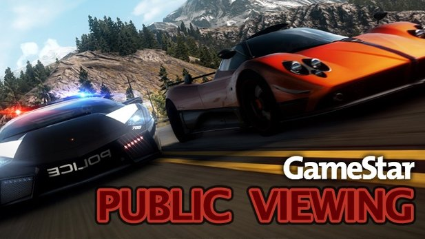 Public Viewing: NFS Hot Pursuit - Teil 1