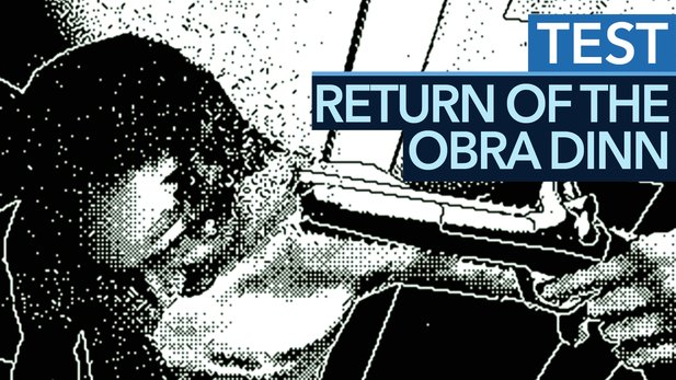 Return of the Obra Dinn - Test-Video: Monochromer Indie-Geheimtipp