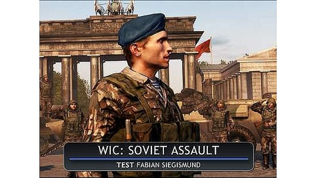 World in Conflict: Soviet Assault - Test-Video des Sowjet-Addons
