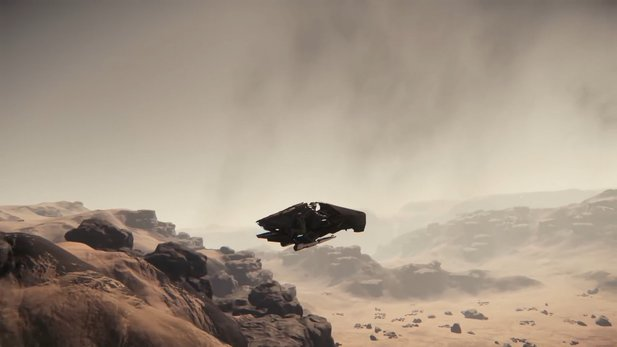 Star Citizen - Details zur Gravlev Technologie (AtV)