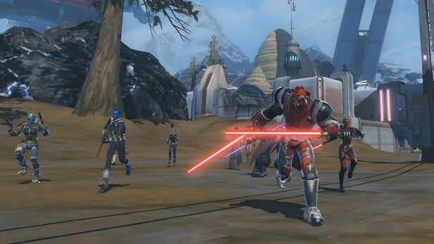 Star Wars: The Old Republic - Warzones-Trailer