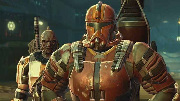 Gameplay-Trailer von Star Wars: The Old Republic