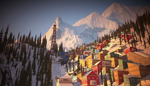 Steep - Teaser-Trailer mit Gameplay-Szenen aus dem Alaska-DLC