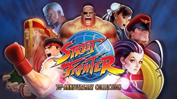 Street Fighter 30th Anniversary Collection - Launch-Trailer mit 12 Prügelspiel-Klassikern