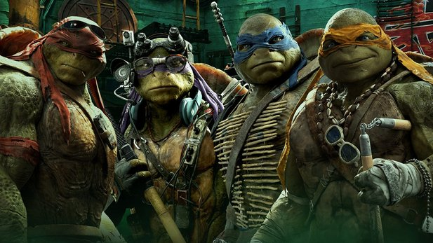 Teenage Mutant Ninja Turtles: Out of the Shadows - Neuer Kino-Trailer stellt die Turtles vor