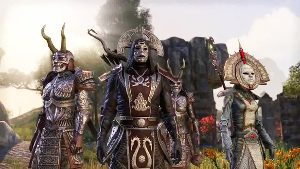The Elder Scrolls Online - Trailer zum »Tamriel Unlimited«-Update