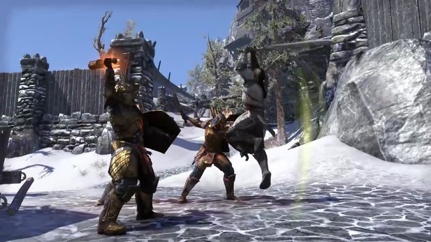 The Elder Scrolls Online - Launch-Trailer zur Erweiterung Orsinium