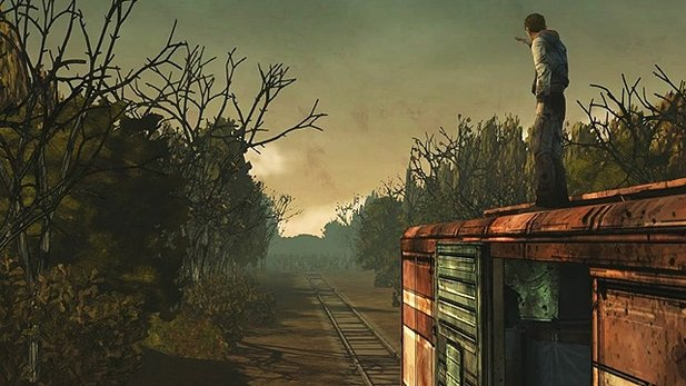 The Walking Dead: Long Road Ahead - Launch-Trailer