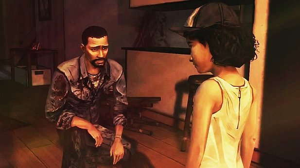 Gameplay-Trailer von The Walking Dead