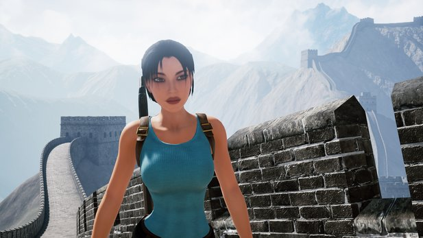 The Dagger of Xian ist ein UE4-Fan-Remake von Tomb Raider 2.