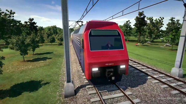 Transport Fever - Gameplay-Video zeigt 15 Minuten vom Spielgeschehen