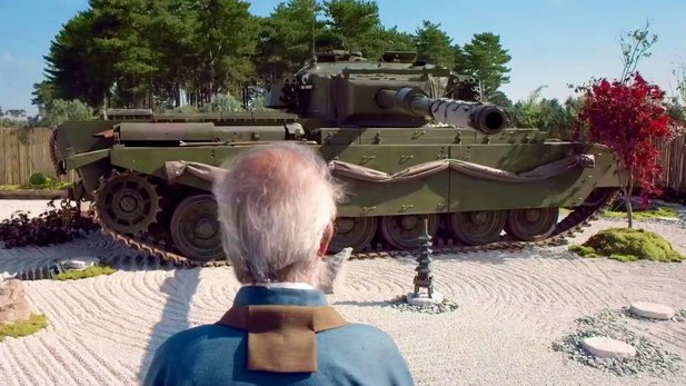 World of Tanks - Live-Action-Trailer: Der Zen-Meister