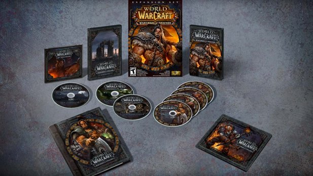 Wir verlosen eine World of Warcraft: Warlords of Draenor Collector's Edition unter allen Quiz-Teilnehmern.