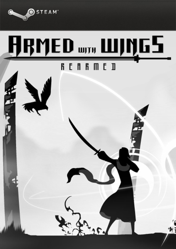Cover zu Armed with Wings: Rearmed