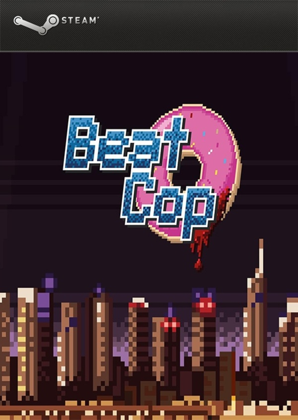 Cover zu Beat Cop