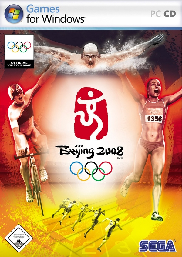 Cover zu Beijing 2008: The Official Video Game of the Olympic Games