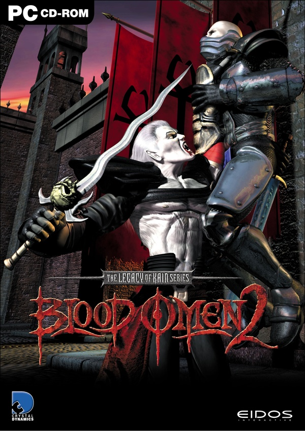 Cover zu Legacy of Kain: Blood Omen 2