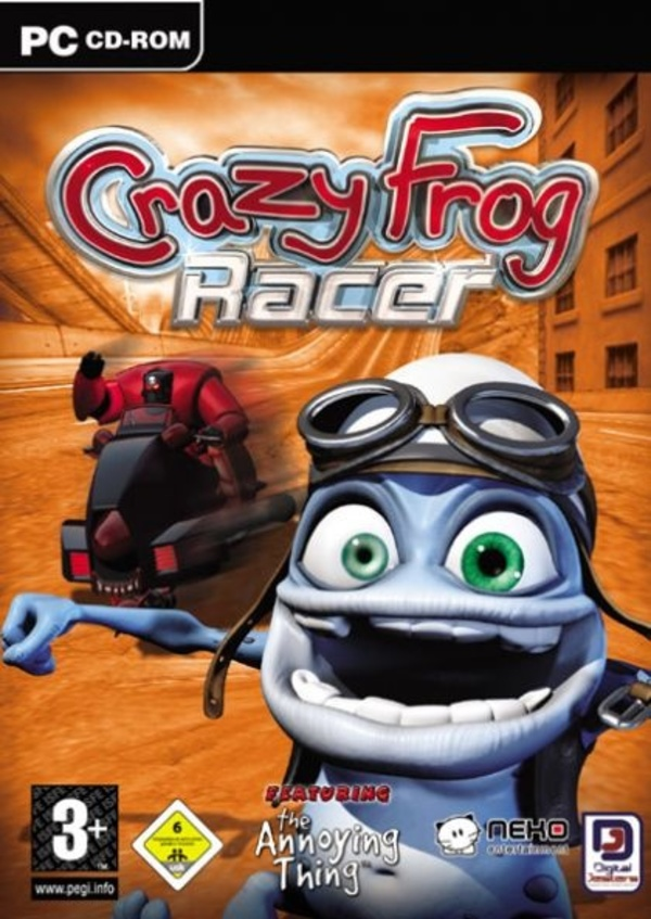Cover zu Crazy Frog Racer