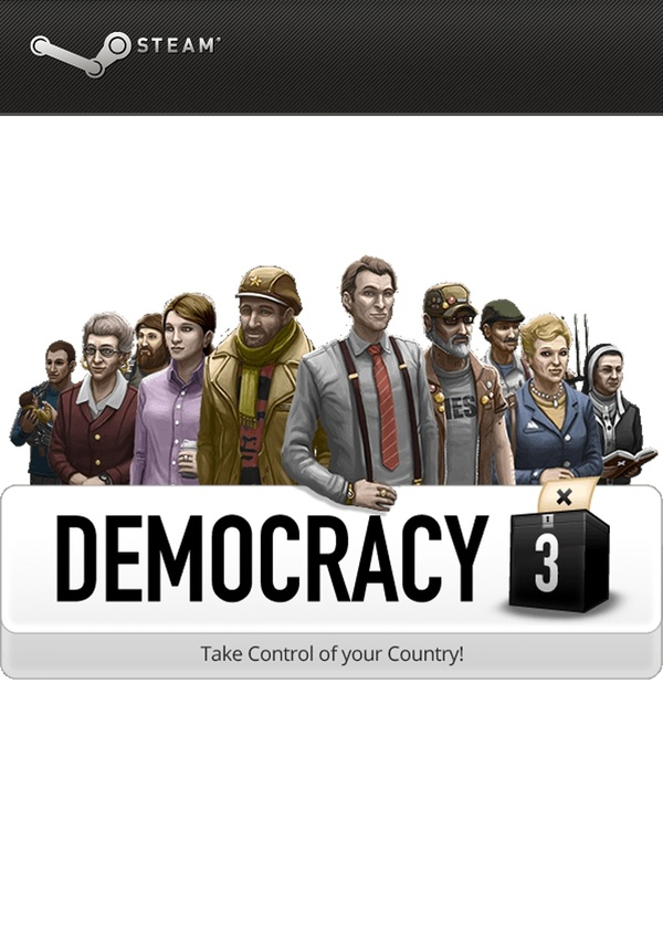 Cover zu Democracy 3