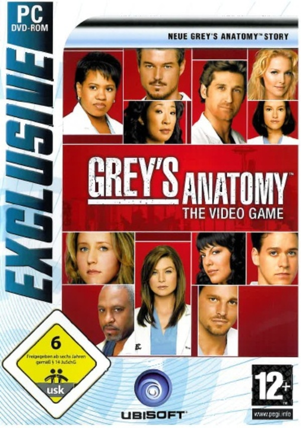 Grey\'s Anatomy: The Video Game (PC) - Spiele-Cover - GameStar