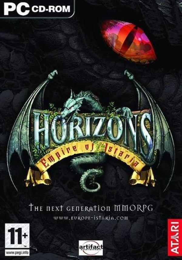Cover zu Horizons: Empire of Istaria